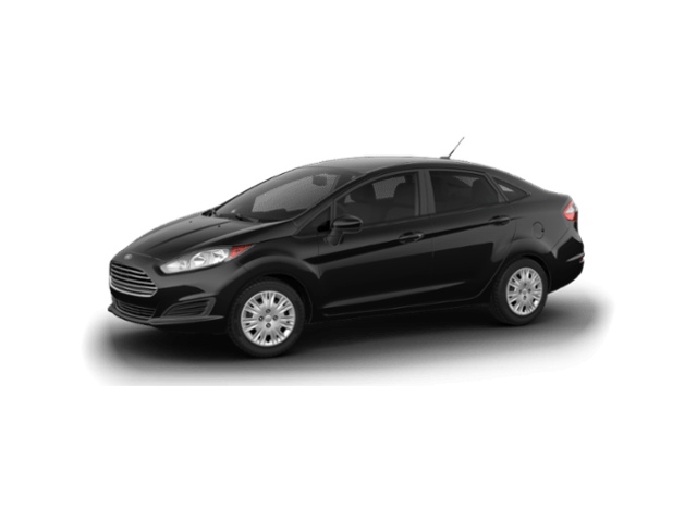 New  2019 Ford Fiesta S Sedan in Hanford, CA